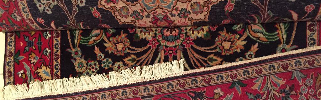 Vi ser till att hålla dina mattor i bra skick
