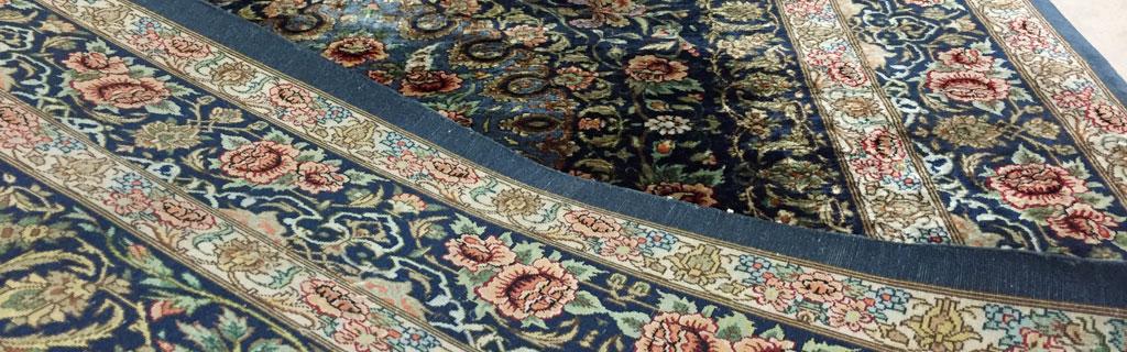 Vi ser till att hålla dina mattor i fint skick